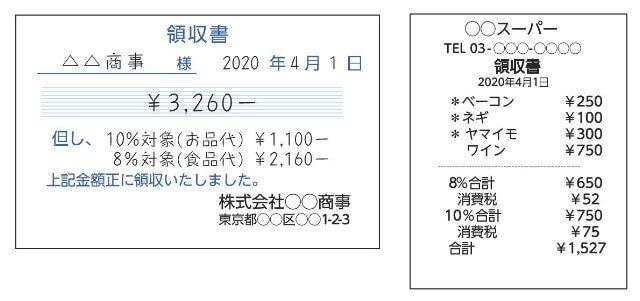 みやぎ税務会計事務所 みやぎ税務会計事務所通信(第12号)領収証の見本